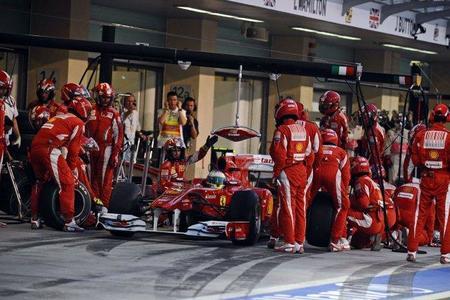 Ferrari se carga a Chris Dyer y pone en su puesto a Pat Fry