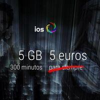 IOS recorta los gigas a todos los clientes de su tarifa estrella: las mejores alternativas entre 5 y 10 euros