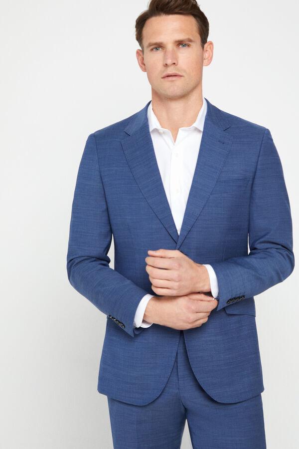 Americana traje azul claro