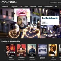 Movistar+ Lite mejora su mes gratis por el coronavirus: qué puedes ver y cómo activarlo
