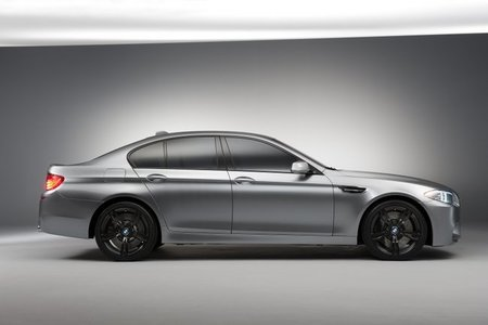 BMW Concept M5 lateral