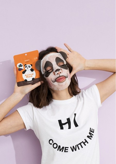 Panda Animal Mask Series