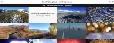 Descarga vídeos 4K gratis: 7 páginas para bajar vídeos Ultra HD gratis y de libre uso