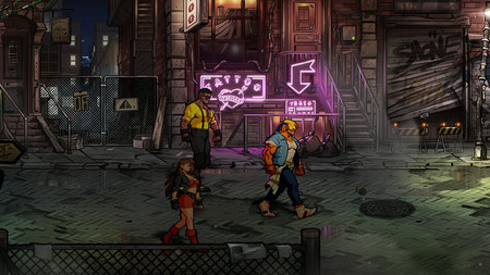 Streets Of Rage 4 Screen 06 Ps4 15apr20 En Us