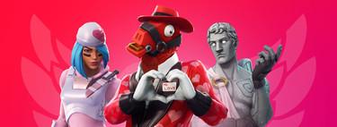 Fortnite celebra San Valentín con el evento Amor para todos y regalos para los usuarios