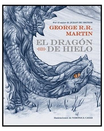 George R. R. Martin también se atreve con la literatura juvenil con 'El dragón de hielo'