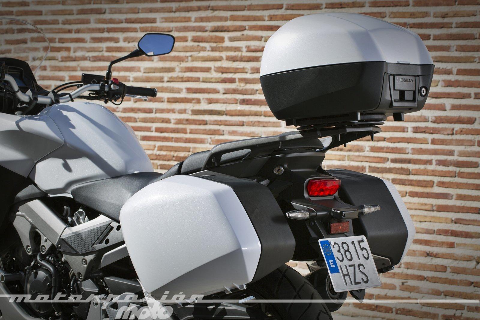 Foto de Honda VFR800X Crossrunner - Detalles (50/56)