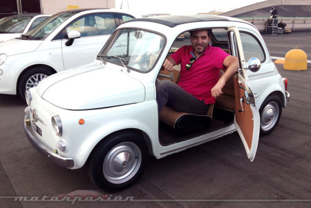 Fiat 500 Motorpasion