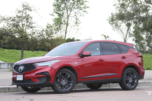 Acura RDX, a prueba: un SUV a la altura del calificativo premium