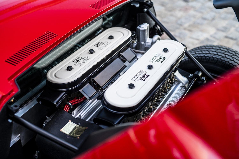 Foto de Lamborghini Miura SV de Jean Todt (16/37)