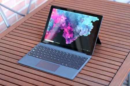 Microsoft Surface Pro 6, más barato en Amazon: desde 763,99 euros