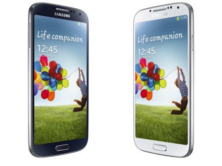 Ya está aquí el nuevo Samsung Galaxy S4