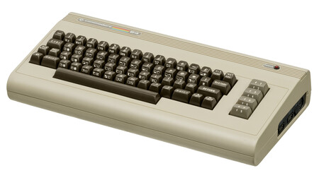 Commodore 64 Computer Fl