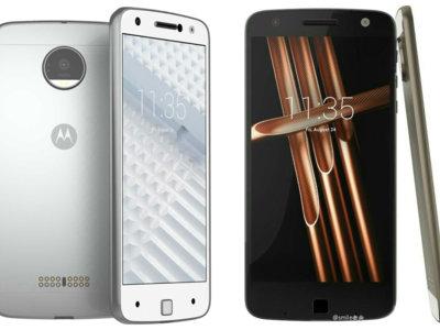 Las próximas estrellas de Motorola no serán nuevos Moto X, serán los Moto Z Style y Moto Z Play