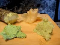 Wasabi, más que un simple condimento