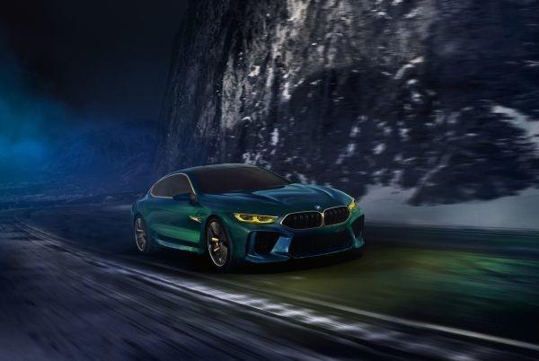 Foto de BMW Concept M8 Gran Coupé (1/7)
