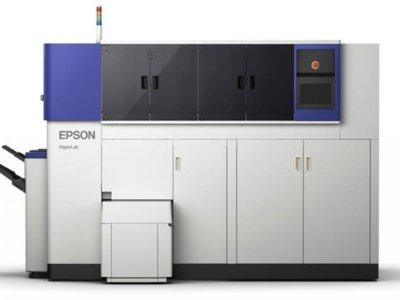 PaperLab es la nueva máquina de Epson que puede transformar papel de desecho en papel nuevo