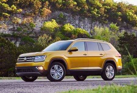 Volkswagen Atlas 2018 1024 03