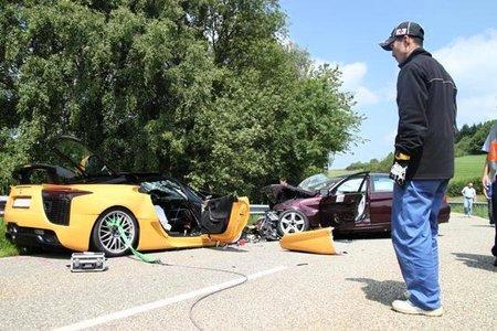 Muere el piloto de pruebas Hiromu Naruse en un accidente al volante del Lexus LFA