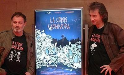 Pedro Rivero, director de 'La Crisis Carnívora', habla para Blogdecine