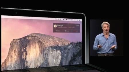 Mac OS X Yosemite podrá enviar y recibir los SMS y las llamadas de tu iPhone