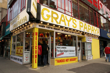 29 Grays Papaya 72 Bway W710 H473 2x