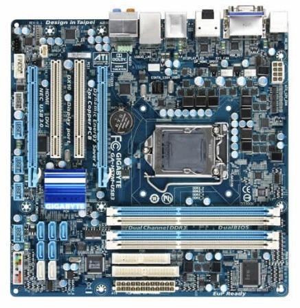 Placas base de Gigabyte con USB 3.0 y DisplayPort para los nuevos Intel con GPU