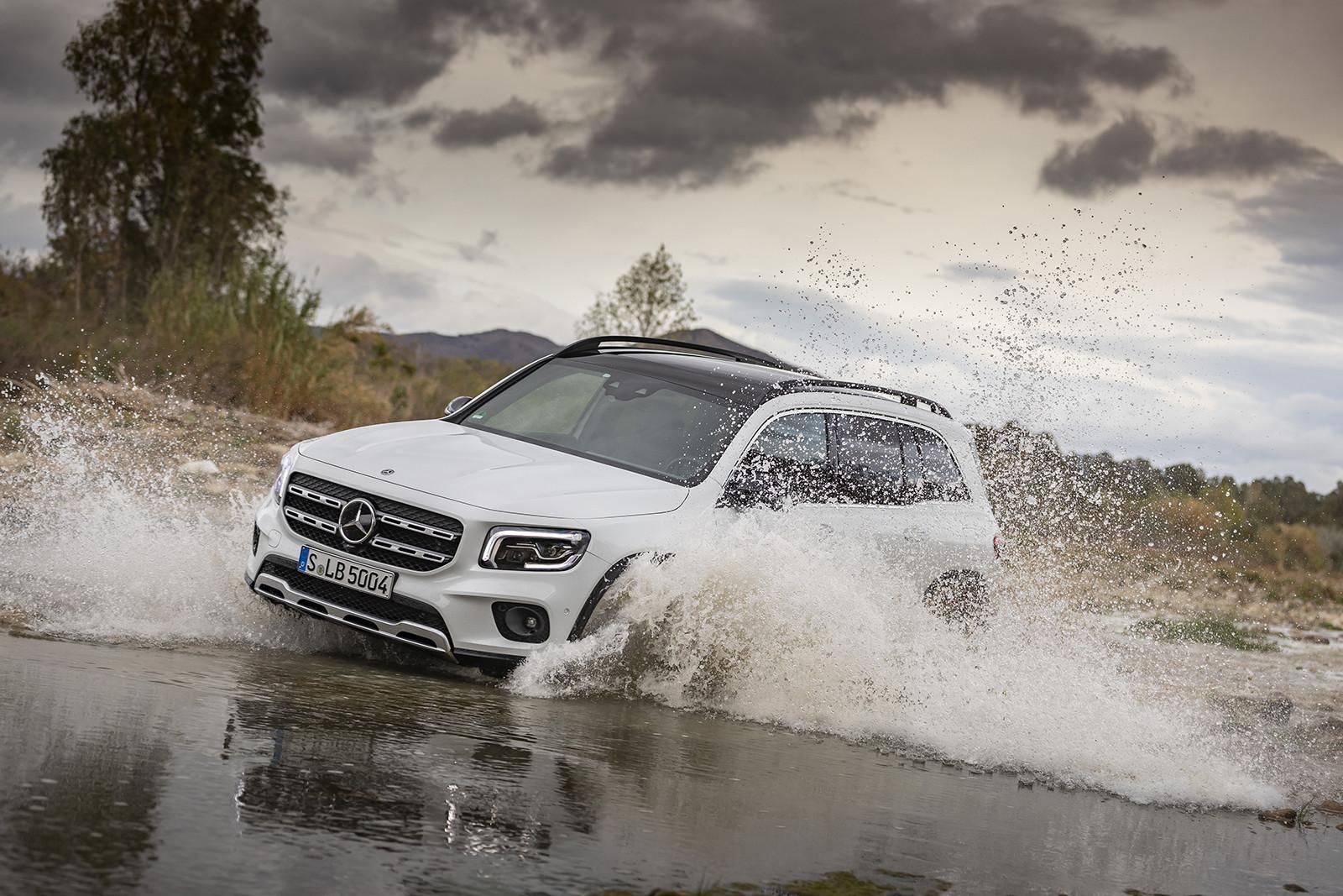 Foto de Mercedes-Benz GLB 250 4MATIC (lanzamiento) (19/39)