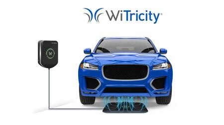 Cautofotowitricity Wireless Charging
