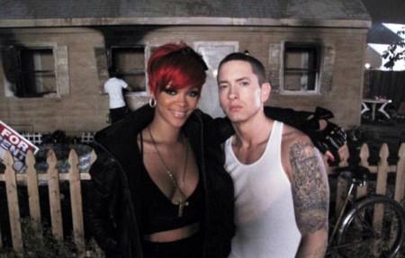 'The Monster': Eminem y Rihanna juntos otra vez