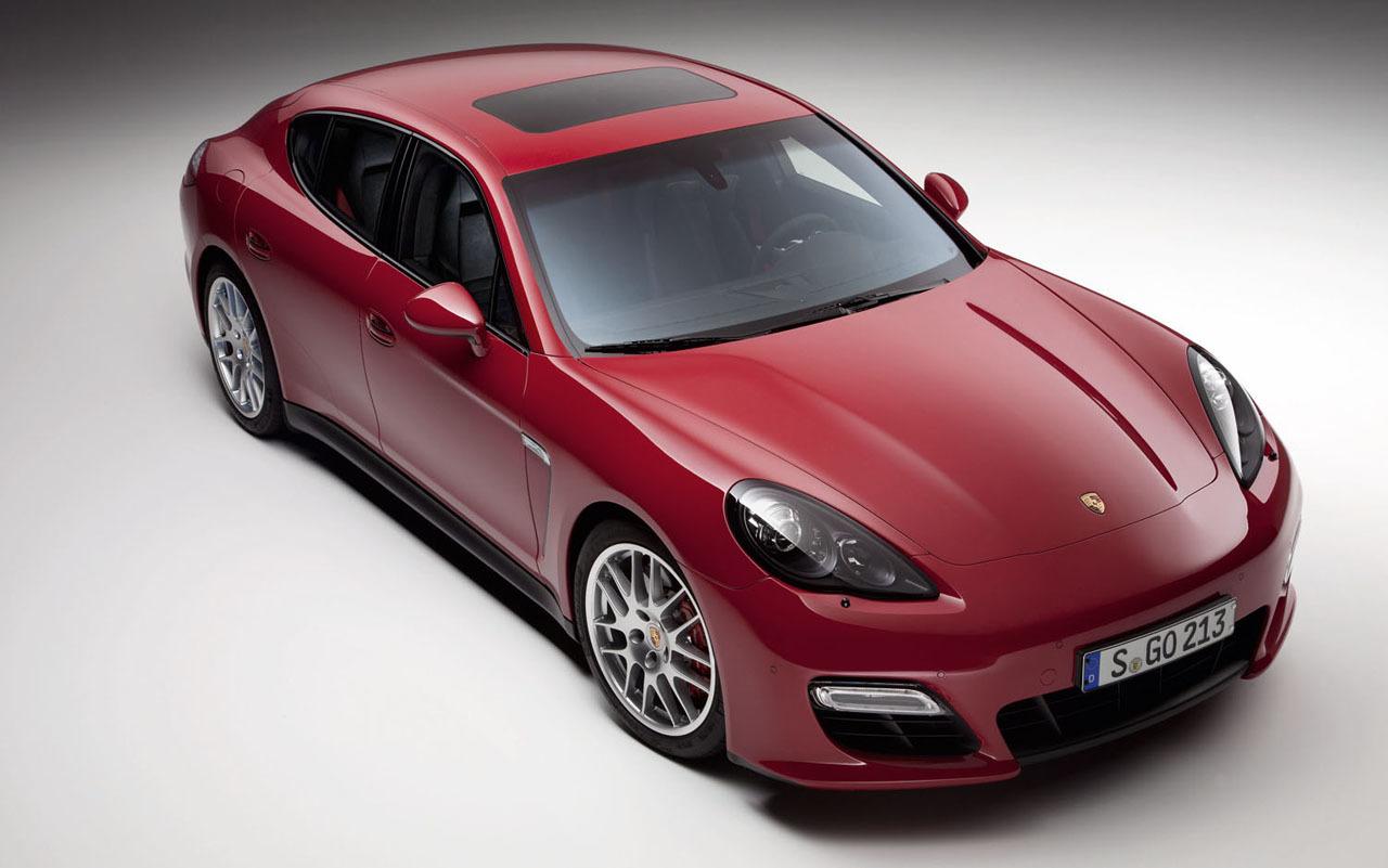 Foto de Porsche Panamera GTS (4/8)