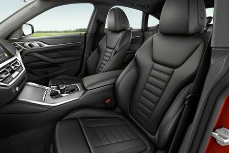Bmw Serie 4 Gran Coupe Interior 2