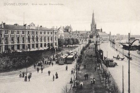 Dusseldorf A Principios
