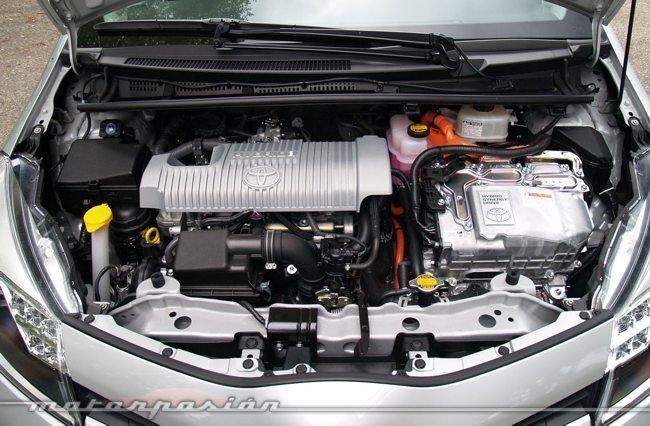 Tecnología para el coche - Híbridos