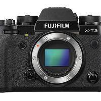 Precio mínimo en Amazon para la Fujifilm X-T2: este fin de semana, sólo 679,15 euros