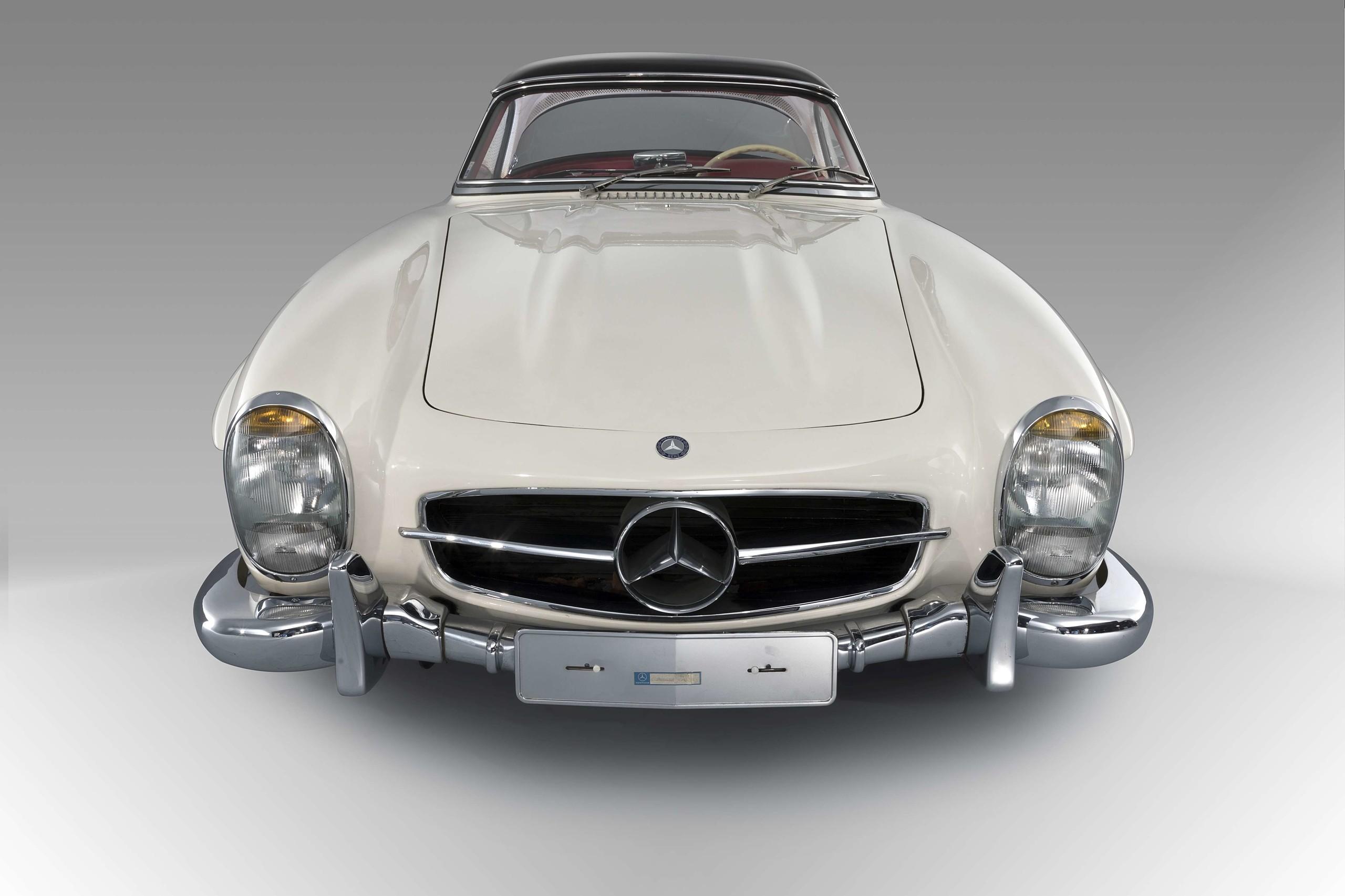 Foto de Mercedes-Benz SL300 1963 se vende en 70 millones de pesos (6/9)