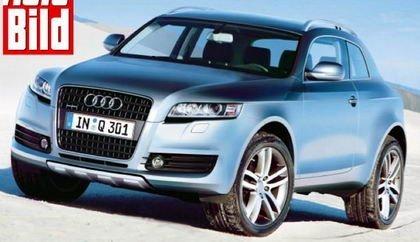 Audi Q3 para 2010