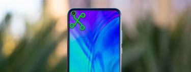 Honor View 20 6/128GB a precio mínimo histórico en los Amazon Prime Day 2019: 349 euros