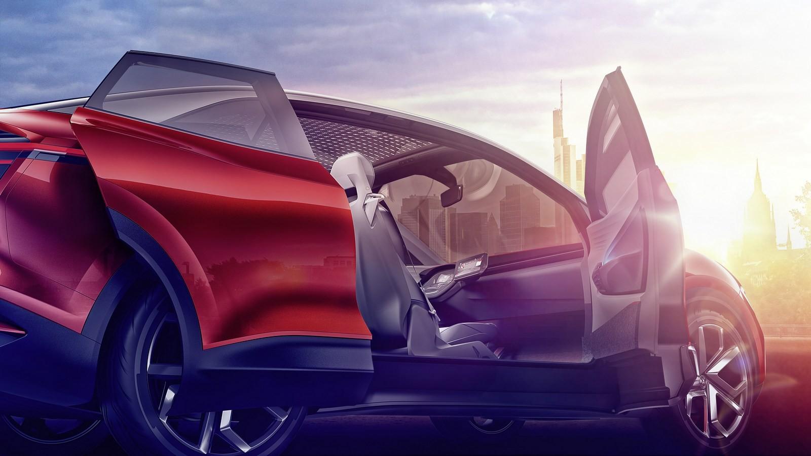 Foto de Volkswagen I.D. Crozz Concept II (8/16)