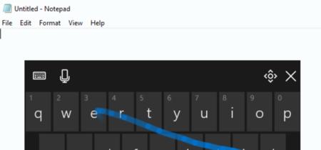 Expressive Input es el nombre que podría tener el nuevo teclado de Windows 10 y llegaría con un rendimiento mejorado