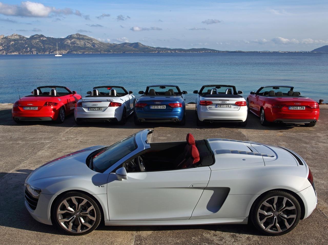 Foto de Audi Cabrios Gama (16/21)