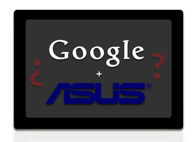 google asus tab