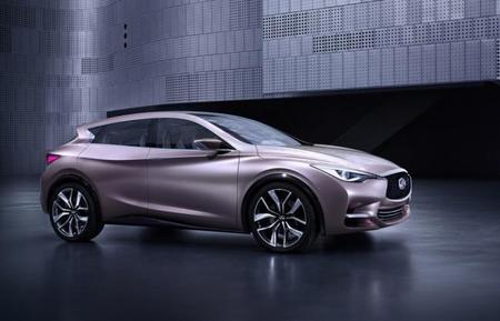 Nissan construirá el Q30 y QX30 en Inglaterra