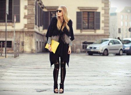 Plumas Carolina Engman de Fashion Squad