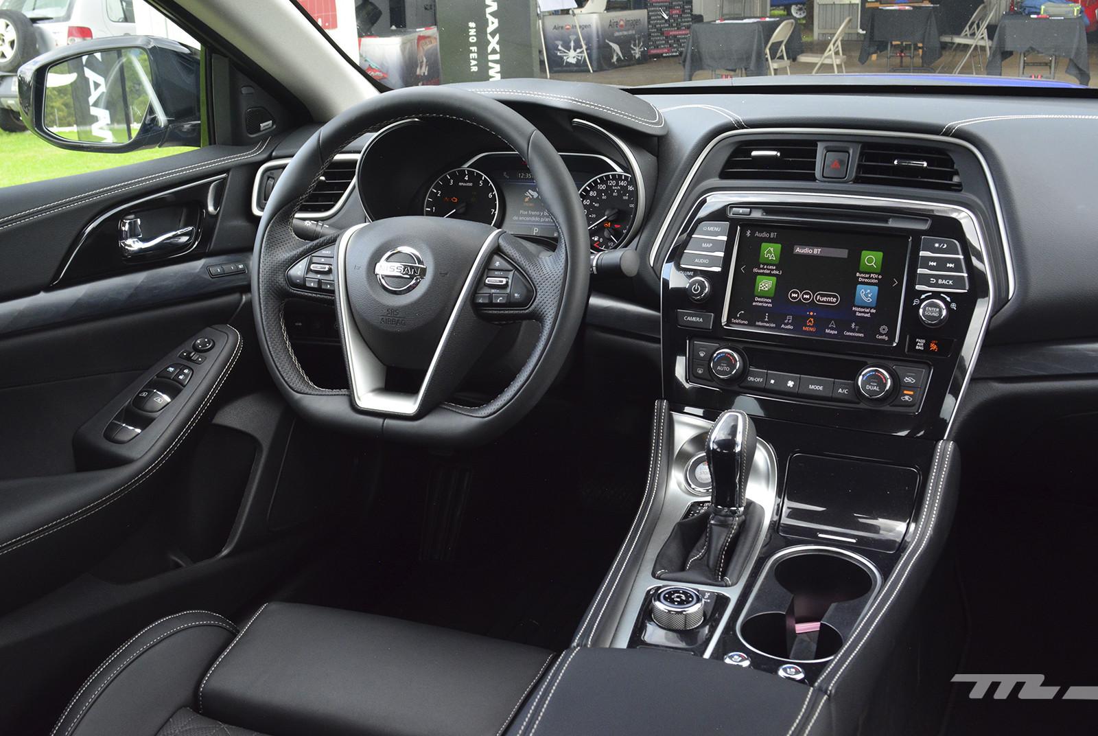 Foto de Nissan Maxima 2019 (lanzamiento) (12/17)