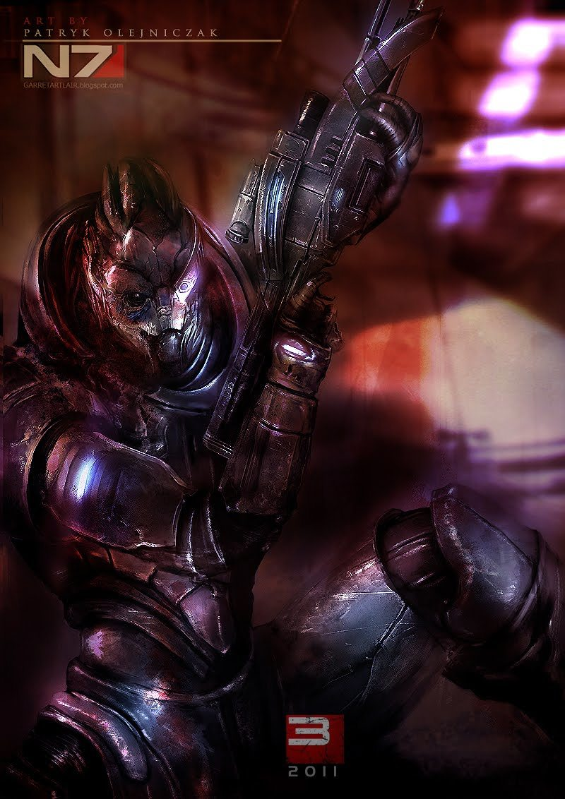 Foto de Fanarts de 'Mass Effect' (1/4)