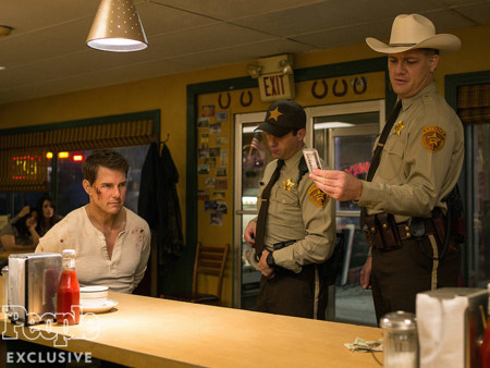 Tom Cruise vuelve a ser Jack Reacher