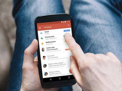 Gmail ahora con soporte para inserción de GIFs con GBoard