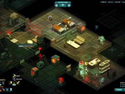 Un fan añade a Sombra y Widowmaker a Invisible, Inc. y ahora queremos una versión tactics de Overwatch