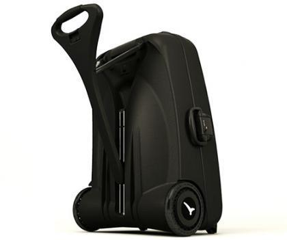Maleta motorizada Live Luggage